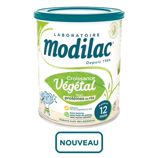 Modilac Croissance Végétal
